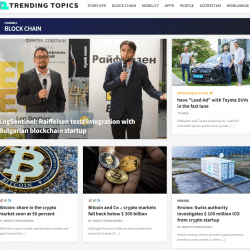 LogSentinel is featured in Trending Topics
